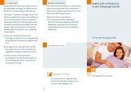 Bakterielle Infektionen in der Schwangerschaft - Endokrinologikum