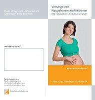 NEU: Vorsorge von Neugeboreneninfektionen B ... - Endokrinologikum