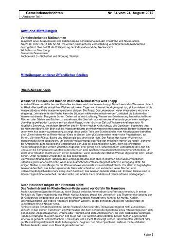 Ausgabe 34 vom 24. August 2012.pdf - Gemeinde Dossenheim