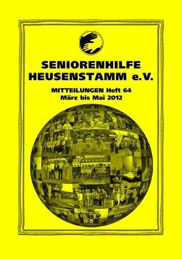Ausgabe64_4-32_2c.qxd (Page 1) - Seniorenhilfe Heusenstamm