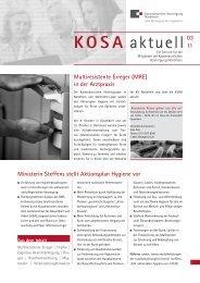Multiresistente Erreger (MRE) in der Arztpraxis - Kassenärztliche ...