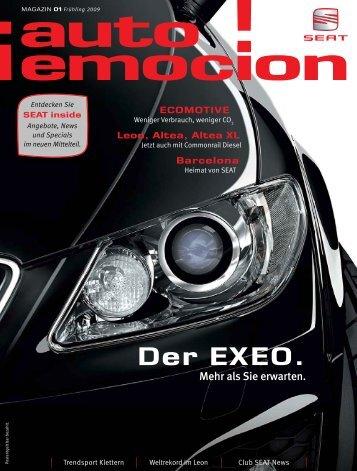 Download PDF Format - SEAT Österreich