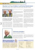 Jubilare - Arnsberger Wohnungsbaugenossenschaft eG - Page 2