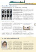 Jubilare - Arnsberger Wohnungsbaugenossenschaft eG - Page 5