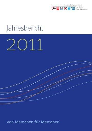 Broschüre - Bundesarbeitsgemeinschaft der Freien Wohlfahrtspflege