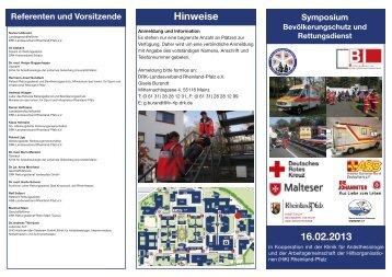 Flyer zum Download - Bildungsinstitut - DRK