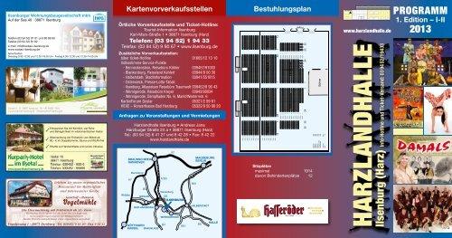 1. Edition – I-II - Ferienhaus Görner in Ilsenburg