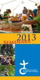 Seminare 2013 - Staju