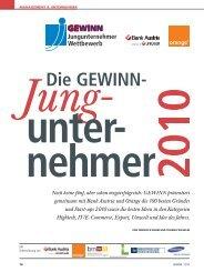 Jung- Die GEWINN - Software-Management GmbH
