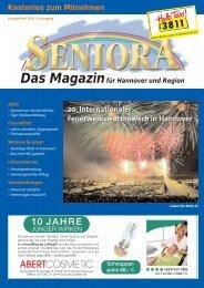 Hörgeräteakustik Beratung und Anpassung ... - Oldies Hannover
