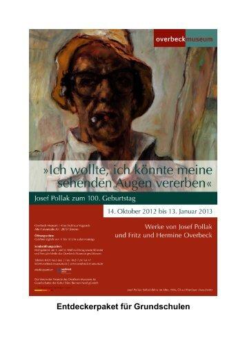 Materialpaket zum Download - Overbeck-Museum
