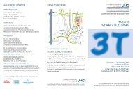Flyer zur Veranstaltung - Hämatologie und Onkologie