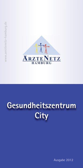 Gesundheitszentrum City - Ärztenetz Hamburg
