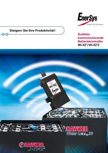 Wi-IQ - EnerSys-Hawker