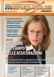 Scarica il Magazine - CareerNews.it
