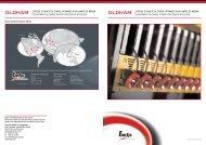 oldham vitesse et qualité de charge optimisées ... - EnerSys-Hawker