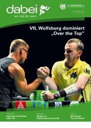 """Neuer Titel fehlt noch VfL Wolfsburg dominiert """"Over the ... - vfl-wob.de"""