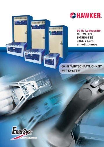Prospekt herunterladen - EnerSys-Hawker