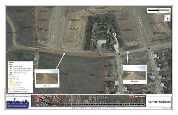 Corridor Mapbook - 43rd Avenue Corridor Study