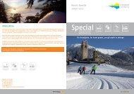 Special - Engadin St. Moritz