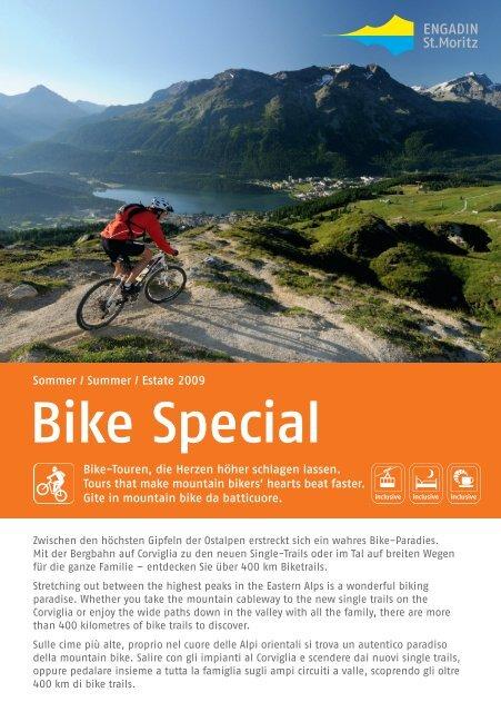 Bike Special - Engadin St. Moritz
