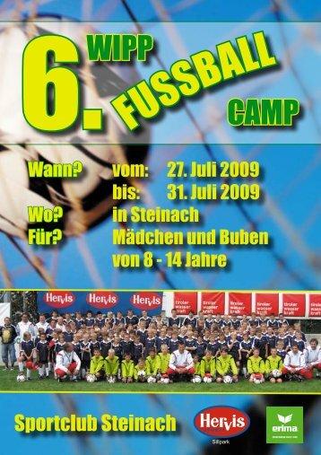 FUSSBALL - SC Steinach