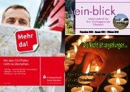 Gemeindebrief Dezember 2012 - Protestantisches Dekanat Otterbach