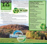 I Recycle. Do You? - Dubuque Metropolitan Area Solid Waste Agency