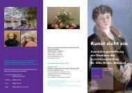 Einladung zur Ausstellungseröffnung - Diakoniestiftung Weimar Bad ...