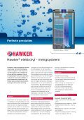 Perfecte prestaties - EnerSys-Hawker - Page 2