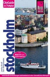 Stockholm an einem Wochenende