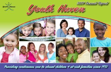 Fiscal Year 2009 Annual Report - Youth Haven