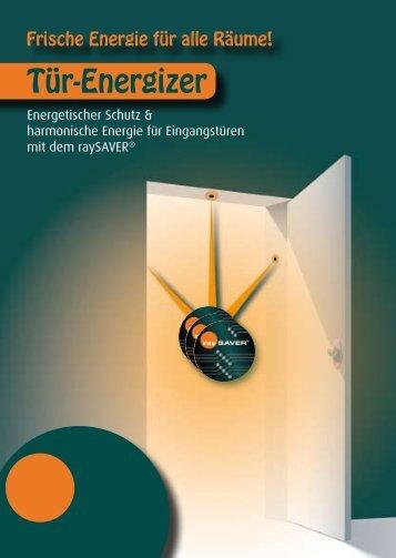 Zum Produkt-Folder des Tür-Energizer - Günther Sator