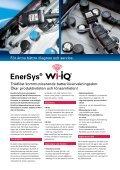 Öka produktiviteten! - EnerSys-Hawker - Page 2