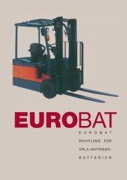 eurobat - EnerSys-Hawker