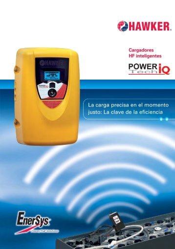 15951 Pros. Powertech IQ e.QXP:Powertech IQ - EnerSys-Hawker