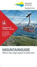 Mountain Guide - Engadin St. Moritz