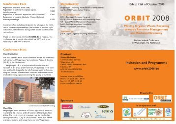 Invitation and Programme