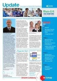 Update 02-2008 - Rhein-Erft Akademie