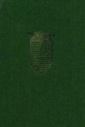 Thomas von Bogyay 80 Jahre - EPA - Országos Széchényi Könyvtár