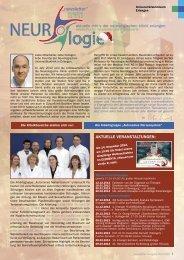 """newsletter"" - Neurologie"