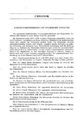 Forschungskonferenzen des Ungarischen Institutes - EPA