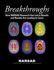 Breakthroughs - Brain & Behavior Research Foundation