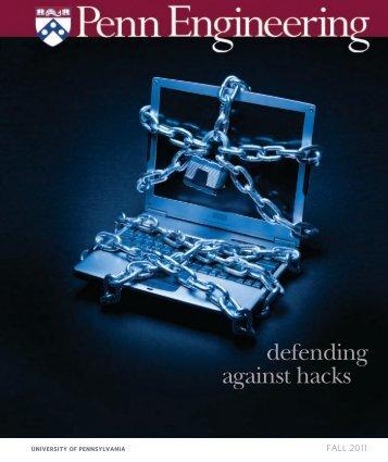 defending against hacks - SEAS - University of Pennsylvania