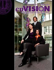 enVISION Fall 2011 - UC Davis Health System