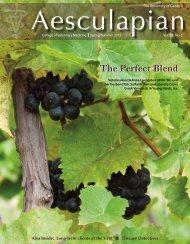 Spring/Summer 2012 Aesculapian Magazine - University of Georgia ...
