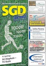 Soccer& Badminton