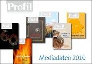Mediadaten 2010 - Genossenschaftsverband Bayern
