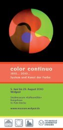 color continuo - Stadt Wolgast