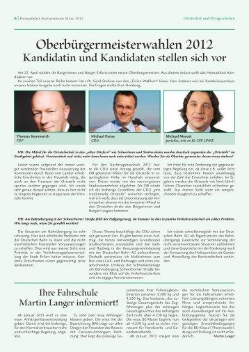 Heimatblatt Stotternheim 03-2012.pdf - Freie Wähler Erfurt eV